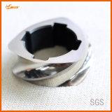 Pièces de rechange d'éléments de vis pour la boudineuse à vis de double de la série 25-320zsk