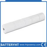 Batería cargable de 4.8V 4000mAh-5000mAh para el alumbrado de seguridad