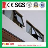 Guichet en aluminium triple de tente de double vitrage avec la conformité de la CE