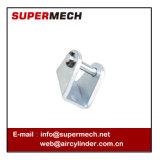 ISO 6432 알루미늄 합금 압축 공기를 넣은 실린더 부속품을%s 고치는