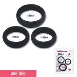 3 PCS/Set In het groot Alibaba 100% Waterdicht Zuiver Stuk speelgoed van het Geslacht van de Ringen van de Haan van het Silicone Materieel Mannelijk voor Vrouwen