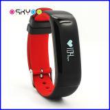 Bluetooth 지능적인 팔찌 혈압 심박수 모니터 소맷동
