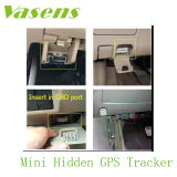 Uso do OBD da fábrica de Vasens e GPS automotrizes para o carro que segue, tipo do perseguidor do GPS