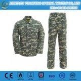 Pantaloni militari poco costosi del camuffamento di Bdu di arresto del Rip del cotone del nylon 50% dell'esercito 50% uniformi