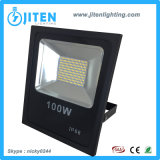 Luz de inundación de Conopy del túnel del Ce IP65 100W LED/reflector al aire libre aprobados