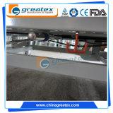 高品質の鉄骨フレーム5機能医学の手動病院用ベッド