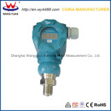 Émetteur cylindrique industriel économique de pression indiquée