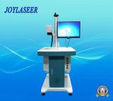 Máquina material metálica de la marca, máquina de grabado de fibra óptica del laser