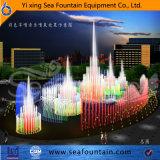 Fontaine matérielle décorative de la musique Ss304 de stationnement de modèle de Seafountain