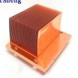 Het afschaven Heatsink, Koper Heatsink, Aluminium Heatsink