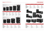 18R401N -18 بوصة الاتفاق 800RMS المهنية مكبر الصوت مضخم صوت