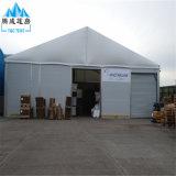 Упорный UV-Упорный шатер хранения пакгауза ткани крышки от поставщика Китая
