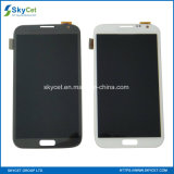Lcd-Bildschirmanzeige-Reparatur LCD für Samsung-Galaxie Note2 N7100
