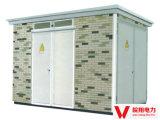 Yb10-800kVA Europ Pretabricated 변전소 또는 결합된 변압기