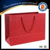 Sacchetto di acquisto ondulato del sacco di carta del Carrefour