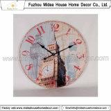 Les horloges de mur de type de Paris vendent en gros