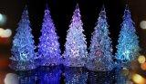 다채로운 변화 LED 크리스마스 불빛