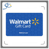 플라스틱 카드를 광고하는 사업 승진
