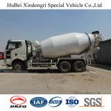 10cbm FAW 유로 3 구체적인 배달 수송 믹서 트럭