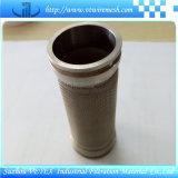 Cylindre de filtre d'épurateur de pétrole d'acier inoxydable