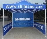 Alluminio caldo di vendita stampato facendo pubblicità alla tenda/baldacchino piegante portatile della tenda Gazebo/3X3