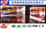 高品質P6屋内SMDフルカラーのLED表示広告