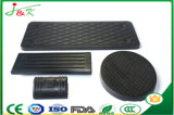Almofada de borracha da alta qualidade/esteira para o equipamento de levantamento automotriz
