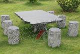 Serie del giardino ed insieme di pietra naturali della Tabella del granito