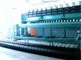 Geogrid uniaxial produisant la machine