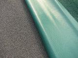PVCコイルのマット、PVCコイルロール、しっかりした裏付けが付いているPVCコイルのフロアーリング