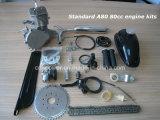 1 motor do motor de gasolina 66cc/80cc do cilindro para o jogo de competência