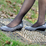 Ladie PVCレジャーシューズ、ファッション女性ハイヒールのレインブーツ