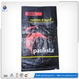 Zak van de Kwaliteit van China de Goede Plastic pp Geweven 25kg voor Rijst