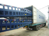 Rampa resistente mobile del bacino di caricamento del contenitore di Hydralic