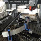 Auto-Aluminio y acero Center-Pyb-2W que trabaja a máquina que muele del CNC