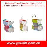 子供のイースターティーセットのためのイースターウサギの装飾