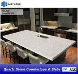 水晶ホーム装飾の建築材料のための石造りのテーブルの上