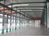 Prezzo prefabbricato veloce del magazzino della struttura d'acciaio dell'indicatore luminoso della costruzione