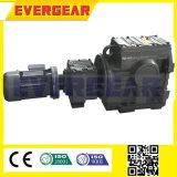 Motor con engranajes helicoidal del gusano de la serie S de Mtn/