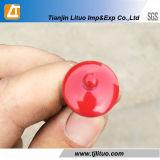Clou principal rouge de fougère de tuile galvanisé avec la garniture