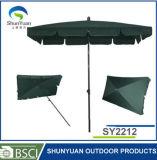 Ombrello di spiaggia rettangolare dell'ombrello del mercato dell'obiettivo esterno degli ombrelli, ombrello di Sun (SY2212)