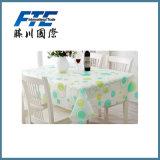 인쇄되는 다채로운 패턴 테이블 피복 유숙