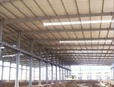 Edifício de aço claro pré-fabricado certificado (LTW001)