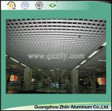 Techo abierto de la red de la célula del aluminio del estallido para la alameda de compras y la estación de metro