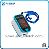 Promotion-Portable LED Display Oximetry de pulso de dedos