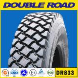Doubleroadの中国のチューブレス放射状のトラックのタイヤ(11r22.5 11r24.5)