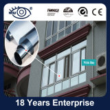Пленка декоративного окна здания уединения Anti-Glare отражательного солнечная