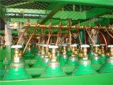Cilindro de gas de alta presión de hidrógeno del acero inconsútil