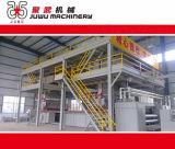 Linha de produção não tecida dos PP Spunbond com plataforma de aço