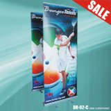 Customed rétractable cumulatif Banner Stands (DR-02-C)
